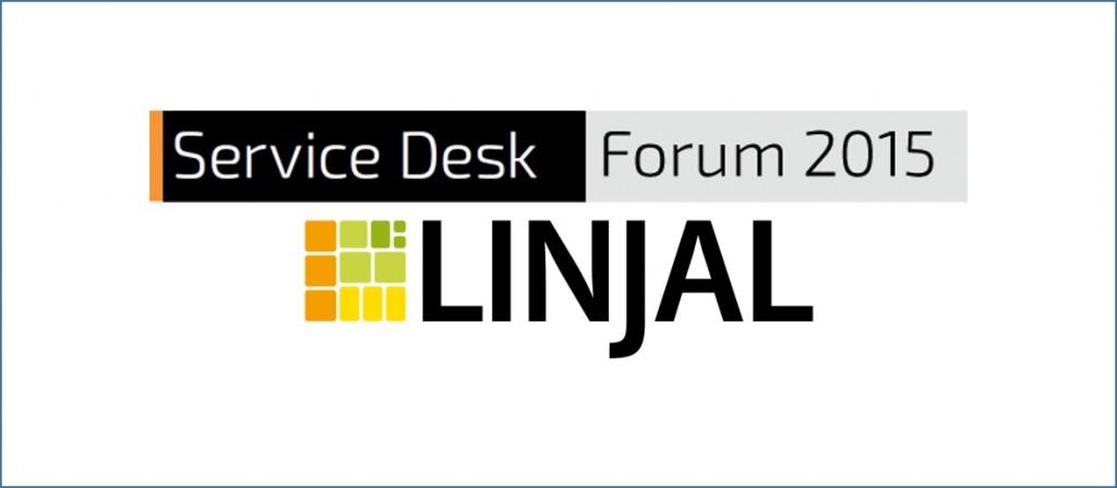 service desk forum 2015 in mainz linjal. Black Bedroom Furniture Sets. Home Design Ideas